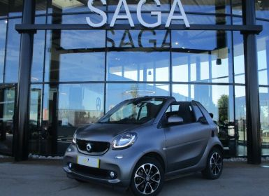 Acheter Smart Fortwo Cabriolet 71ch prime twinamic Occasion