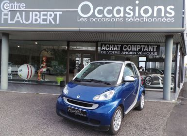 Vente Smart Fortwo CABRIOLET 84CH TURBO PASSION SOFTOUCH Occasion