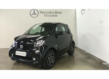 Voiture Smart Fortwo Cabriolet 90ch prime E6c Occasion