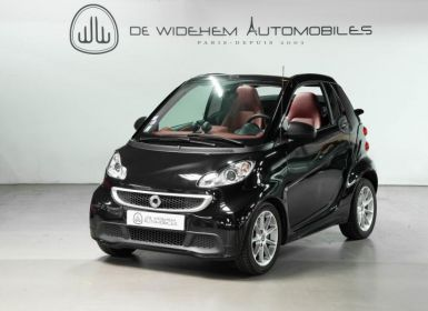 Vente Smart Fortwo CABRIOLET II 1.0 71 Occasion