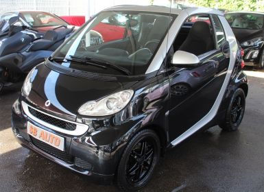 Vente Smart Fortwo CDI PASSION SOFTOUCH Occasion