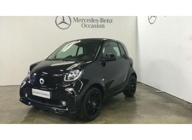 Acheter Smart Fortwo Coupe 71ch urbanshadow edition twinamic E6c Occasion