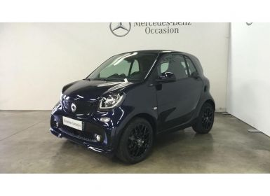 Vente Smart Fortwo Coupe 71ch urbanshadow edition twinamic E6c Occasion
