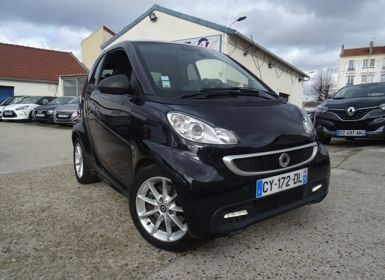Smart Fortwo COUPE 84CH TURBO PASSION SOFTOUCH Occasion