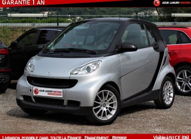 Vente Smart Fortwo COUPE 84CH TURBO PASSION SOFTOUCH Occasion