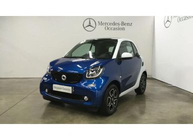 Vente Smart Fortwo Coupe 90ch prime twinamic Occasion