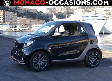 Voiture Smart Fortwo Coupe 90ch prime twinamic Pack Brabus Occasion