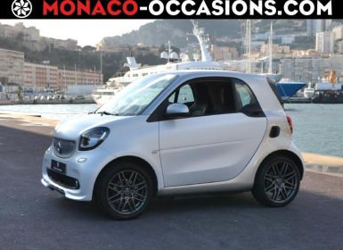 Achat Smart Fortwo Coupe Electrique 82ch Brabus style Occasion