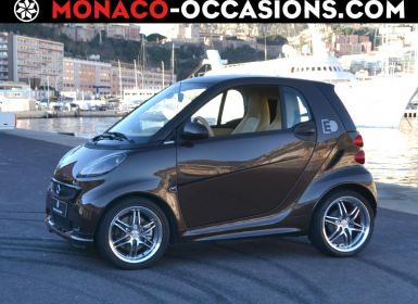 Vente Smart Fortwo Coupe Electrique Brabus Taylor Made Occasion