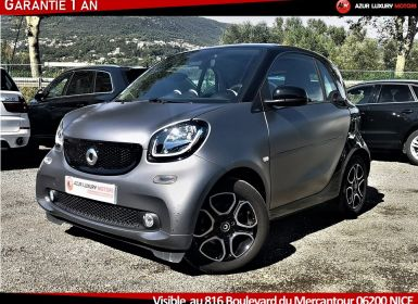 Achat Smart Fortwo Coupe III 71ch prime Occasion