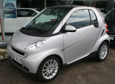 Achat Smart Fortwo coupe passion MHD Occasion