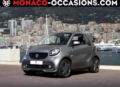 Achat Smart Fortwo Electrique 82ch Brabus style Occasion