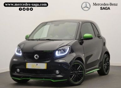 Achat Smart Fortwo Electrique 82ch greenflash Occasion