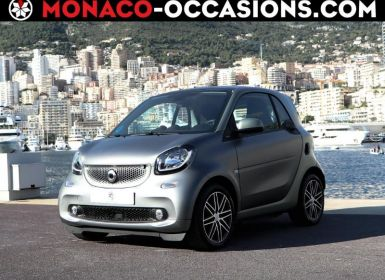 Achat Smart Fortwo Electrique 82ch passion PULL & BEAR Occasion