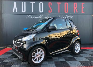 Vente Smart Fortwo ELECTRIQUE SOFTOUCH Occasion