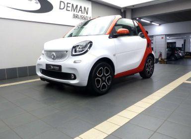 Vente Smart Fortwo Passion DCT Cabrio Occasion