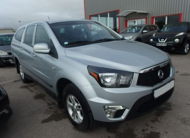 Acheter SSangyong ACTYON SPORTS 200 E-XDI 155CH 4WD DBLE CAB Occasion
