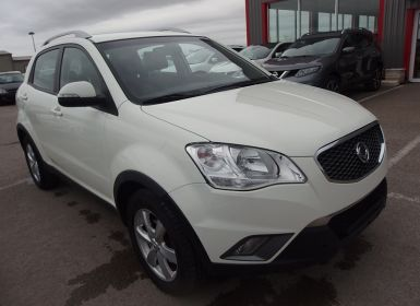 Achat SSangyong KORANDO 200 E-XDI CONFORT 4WD Occasion
