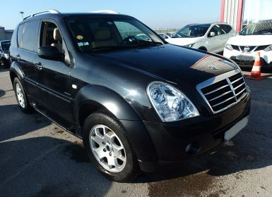 Voiture SSangyong REXTON 270 XDI 186CH GRAND LUXE BA Occasion