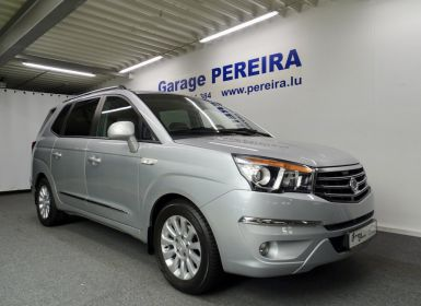 Vente SSangyong RODIUS 2.0D CUIR PANO 7 PLACES Occasion