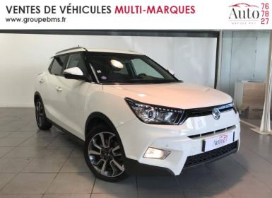 Achat SSangyong Tivoli 160 e-XGI 128ch 2WD Luxury ISG Occasion