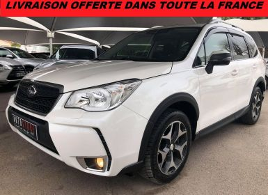 Achat Subaru FORESTER 2.0 XT 240CH Occasion