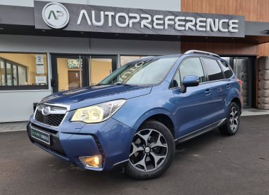 Achat Subaru FORESTER 2.0D 147 LUXURY LINEARTRONIC Occasion