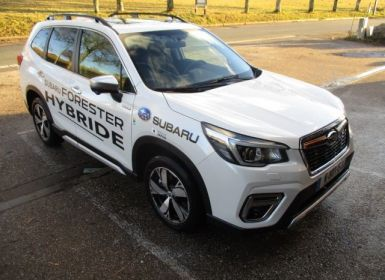 Voiture Subaru FORESTER e-BOXER 2.0i 150ch AWD Lineartronic Hybride LUXURY Occasion