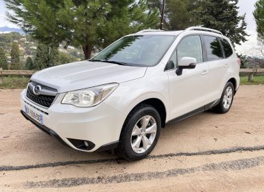 Vente Subaru FORESTER III 2.0D 147 Luxury Occasion