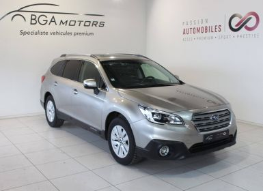 Subaru OUTBACK Break Boxer Diesel 2.0D Club Lineartronic Occasion