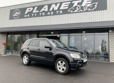 Vente Suzuki GRAND VITARA 2 L essence 140 CV Long Luxe Occasion