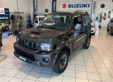 Voiture Suzuki JIMNY 1.3I VVT JLX Occasion