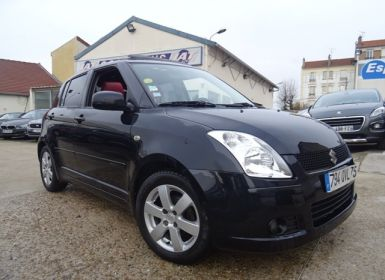 Voiture Suzuki SWIFT 1.3 VVT GLX 5P Occasion