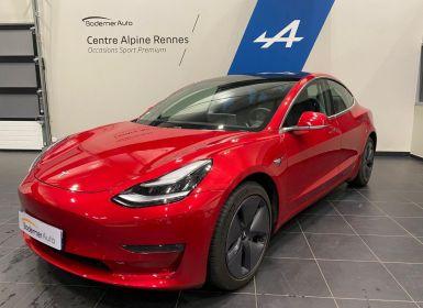 Vente Tesla Model 3 Long Occasion