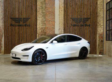 Vente Tesla Model 3 Performance Als nieuw! Direct leverbaar! Occasion