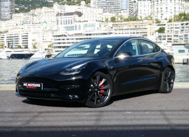 Vente Tesla Model 3 Performance Dual Motor AWD Occasion