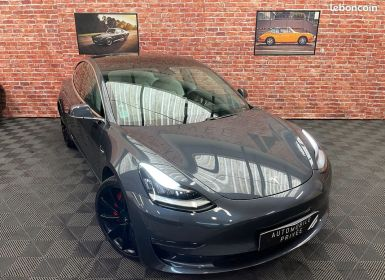 Vente Tesla Model 3 performance dual motor awd Occasion