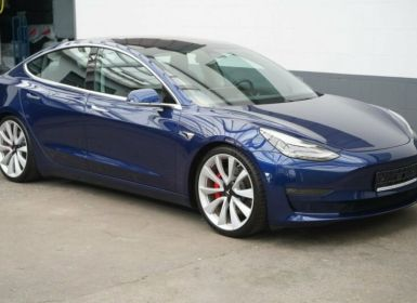 Vente Tesla Model 3 Performance PUP AWD Upgrade Occasion