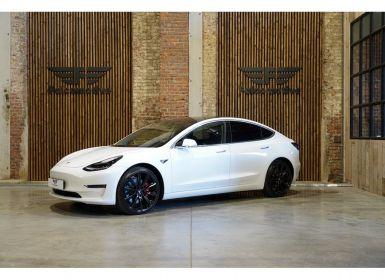 """Vente Tesla Model 3 """"PERFORMANCE"""" Als nieuw! Direct leverbaar! Occasion"""