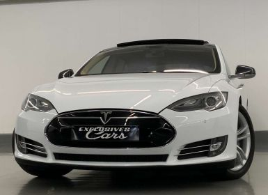 Vente Tesla Model S 85 kWh 7 PLACES 1ere MAIN FULL OPTIONS Occasion