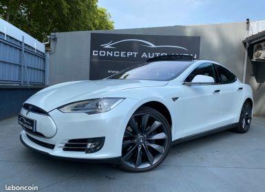 Vente Tesla Model S 85 kwh dual motor 85d full options 1 main tva recuperable Occasion