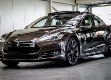 Achat Tesla Model S ELEC 100% P85 Performance 421ch**TVA RECUPERABLE** PANO/ GPS Occasion