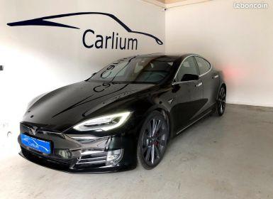 Vente Tesla Model S P100D Performance Ludicrous - A partir de 999euros/mois Occasion