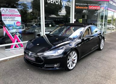 Achat Tesla Model S P90D LUDICROUS PERFORMANCE DUAL MOTOR Occasion