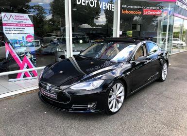 Vente Tesla Model S P90D LUDICROUS PERFORMANCE DUAL MOTOR Occasion
