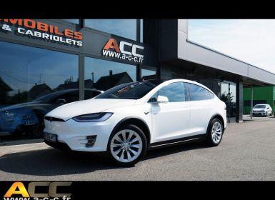 Vente Tesla Model X 100D DUAL MOTOR Occasion