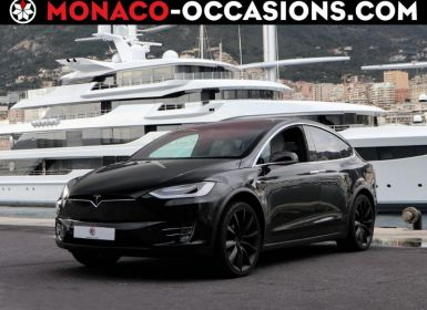 Achat Tesla Model X 100D Dual Motor Occasion