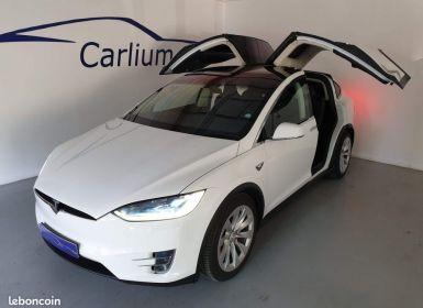 Vente Tesla Model X 100D Dual Motor 699e par mois français première main TVA Occasion