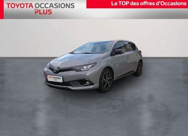 Acheter Toyota AURIS 1.2 Turbo 116ch Collection Occasion