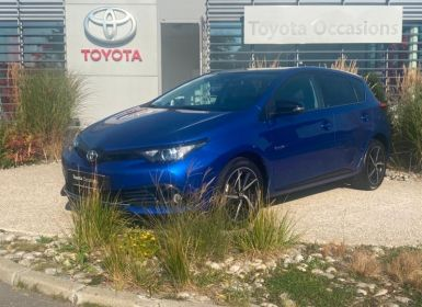 Vente Toyota Auris 1.2 Turbo 116ch Collection RC18 Occasion